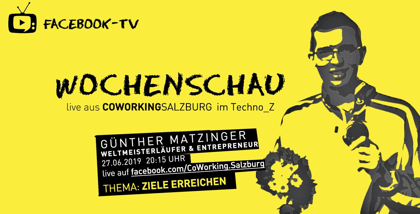 Weltmeister Günther Matzinger