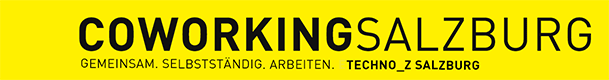 Logo des Coworkingspace Salzburg